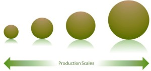 Production Scales