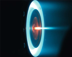 Space electrical propulsion