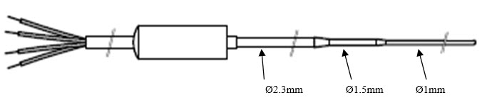 drawing of heating element