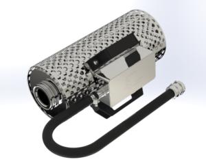 H2O2 vaporizer